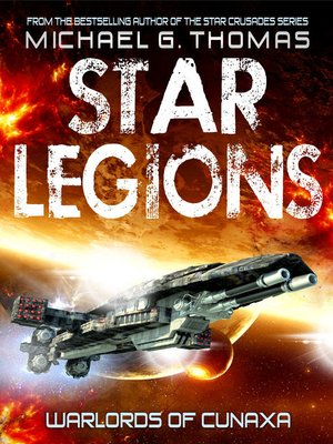 cover image of Warlords of Cunaxa (Star Legions