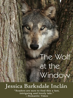 cover image of The Wolf at the Window