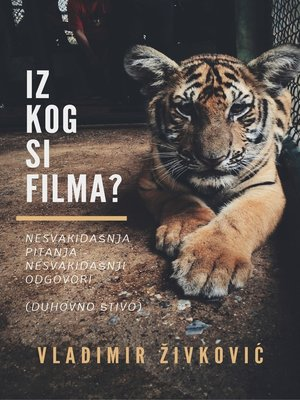 cover image of Iz kog si filma?