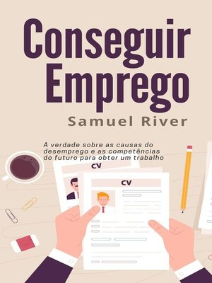 cover image of Conseguir Emprego