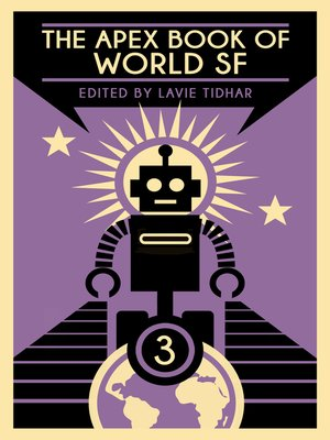 cover image of The Apex Book of World SF