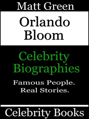 cover image of Orlando Bloom