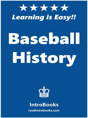 history of baseball and how its being played The summertime craving for extra innings and the satisfying crack of ball connecting with bat got its start history of softball and baseball being played.