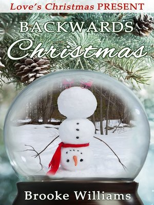 cover image of Backwards Christmas