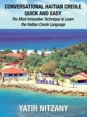 cover image of Conversational Haitian Creole Quick and Easy