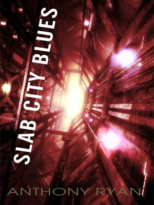 cover image of Slab City Blues, no. 1