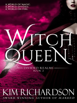 cover image of Witch Queen