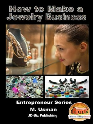 cover image of How to Make a Jewelry Business