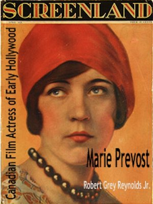 cover image of Marie Prevost Canadian Film Actress of Early Hollywood