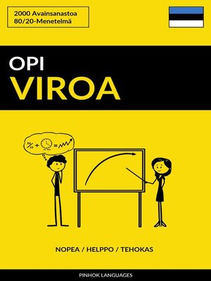 cover image of Opi Viroa