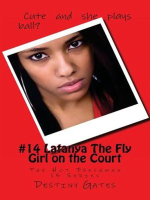 cover image of #14 Latanya the Fly Girl on the Court