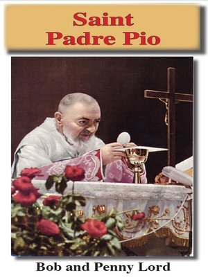 cover image of Saint Padre Pio