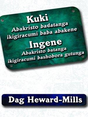 cover image of Kuki abakristo badatanga ikigiracumi baba abakene... Ingene abakristo batanga ikigiracumi bashobora gutunga