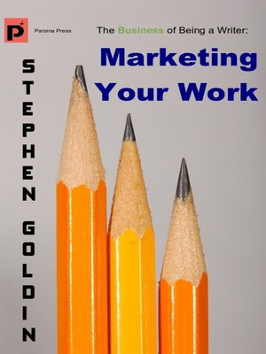 cover image of Marketing Your Work