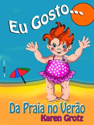cover image of Eu Gosto...da Praia no Verão