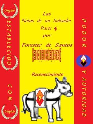 cover image of Las Notas de un Salvador Parte 4