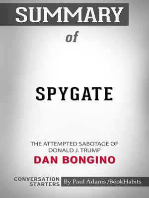 cover image of Summary of Spygate