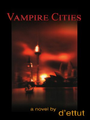 cover image of Vampire Cities