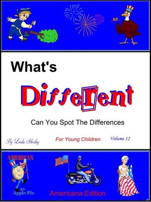 cover image of What's Different Young Children Volume 12