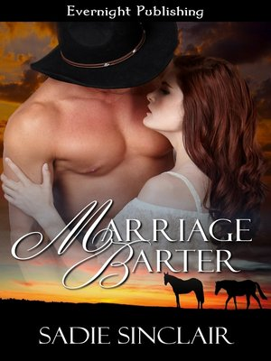 cover image of Marriage Barter