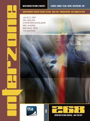 cover image of Interzone #268 (January-February 2017)