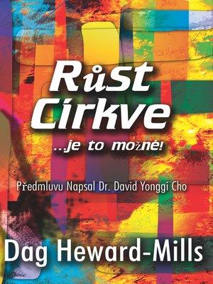 cover image of Růst církve ...je to možné!