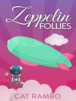cover image of Zeppelin Follies
