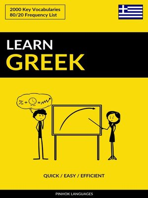 cover image of Learn Greek