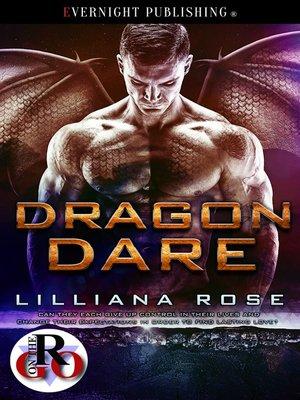 cover image of Dragon Dare