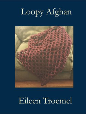cover image of Loopy Afghan