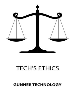 cover image of Tech's Ethics