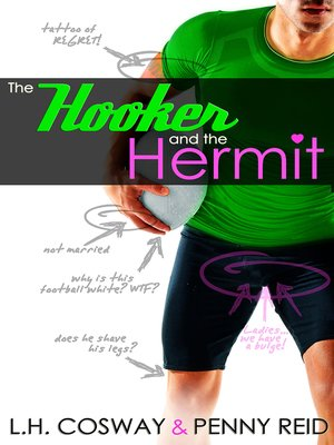 cover image of The Hooker and the Hermit