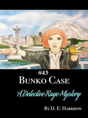 cover image of The Bunko Case