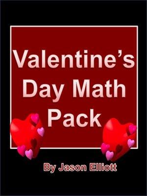 cover image of Valentine's Day Math Fun