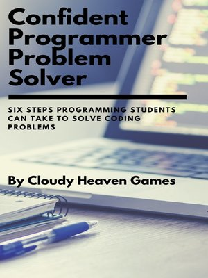 cover image of Confident Programmer Problem Solver