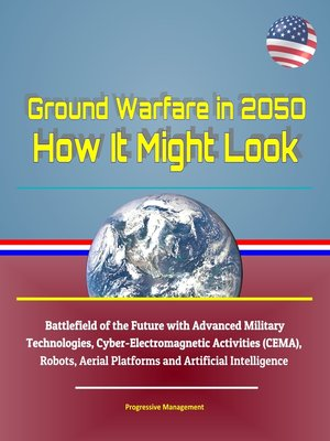 cover image of Ground Warfare in 2050