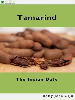 cover image of Tamarind, the Indian Date