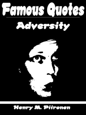 cover image of Famous Quotes on Adversity