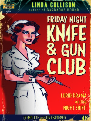 cover image of Friday Night Knife and Gun Club