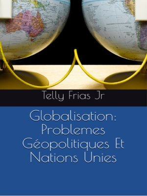 cover image of Globalisation