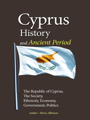 cover image of Cyprus History, and Ancient Period