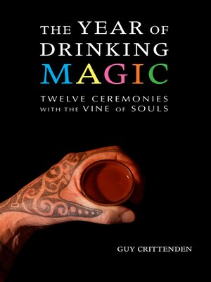 cover image of The Year of Drinking Magic