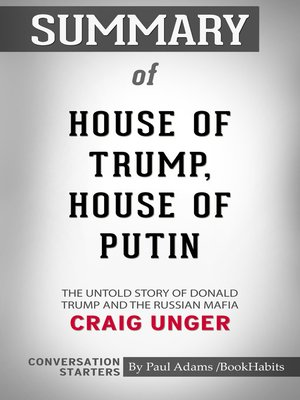 cover image of Summary of House of Trump, House of Putin