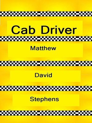 cover image of Cab Driver