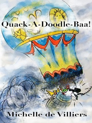 cover image of Quack-A-Doodle-Baa