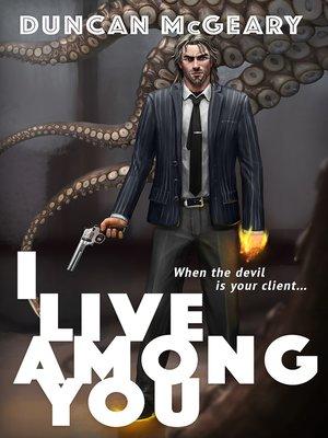 cover image of I Live Among You