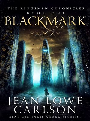cover image of Blackmark (The Kingsmen Chronicles #1)
