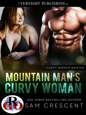 cover image of Mountain Man's Curvy Woman