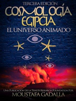 cover image of Cosmología Egipcia