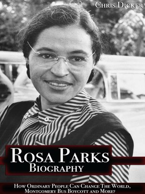 cover image of Rosa Parks Biography